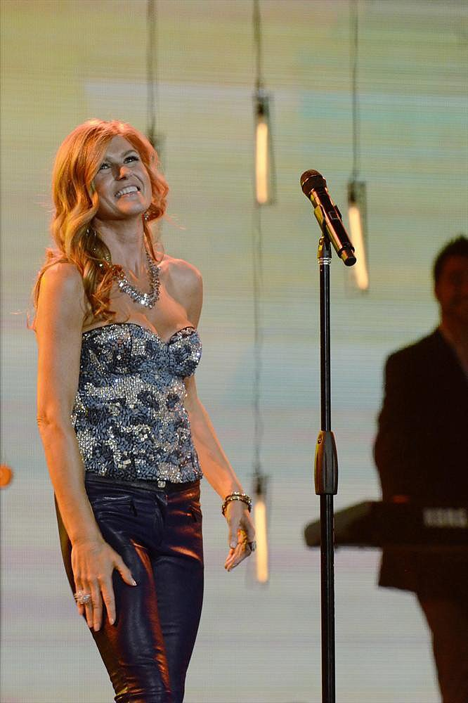 Connie Britton stars in Nashville.