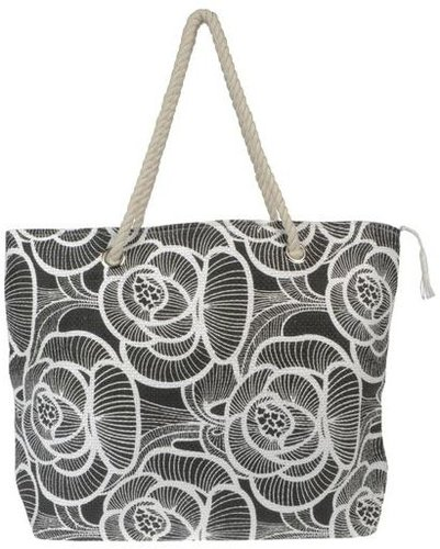 PAOLO CANE Large fabric bag