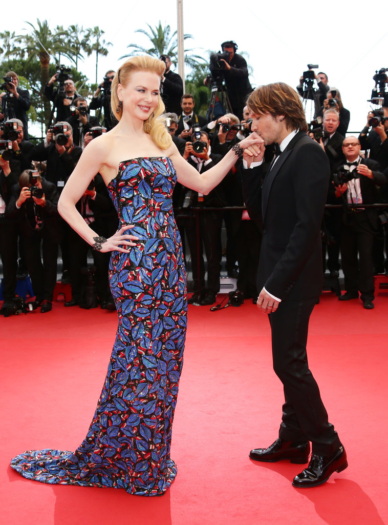 Nicole Kidman and Keith Urban in 2013
