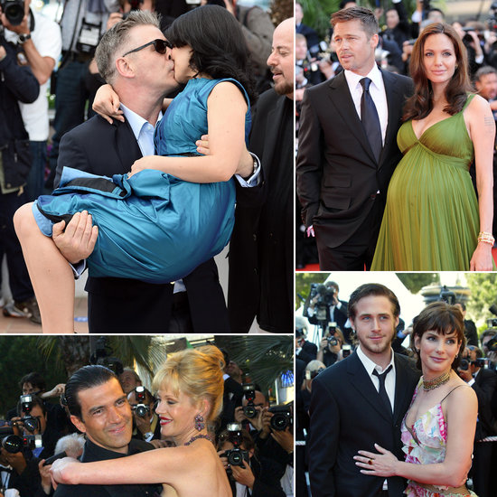 L'Amour! Cannes Couples Past and Present