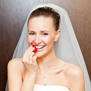 Last-Minute Healthy Wedding Tips
