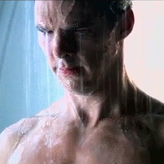 Benedict Cumberbatch Shower Scene in Star Trek Into Darkness