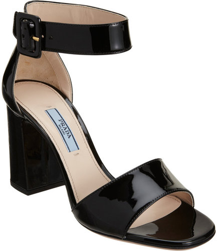 Prada Single Band Sandal