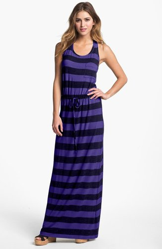 Caslon Racerback Jersey Maxi Dress