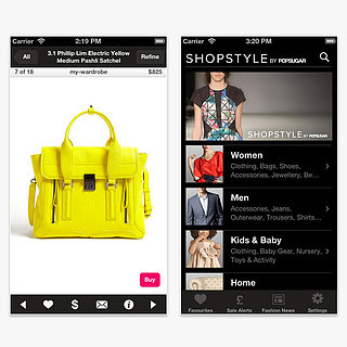 ShopStyle Mobile App | Best Shopping Phone Apps