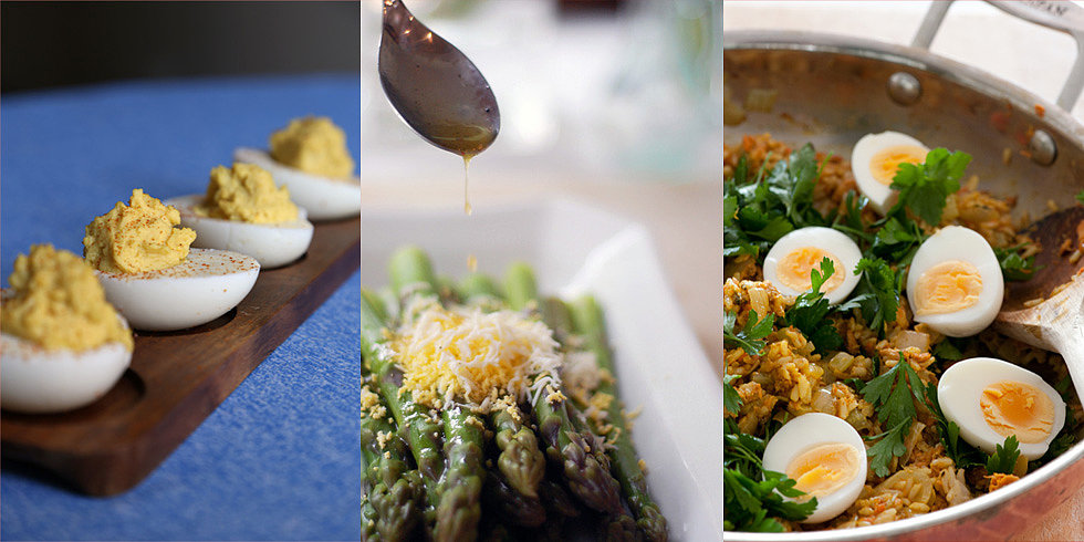 Got Extra Hard-Boiled Eggs? Here Are 8 Ideas For 'Em