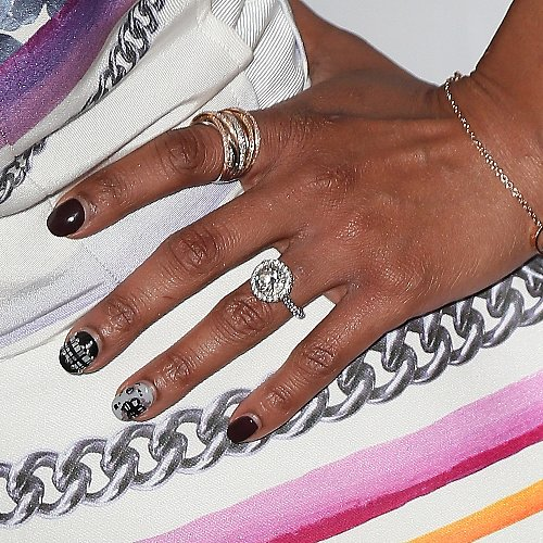 Celebrity Nails From the Red Carpet | 2013