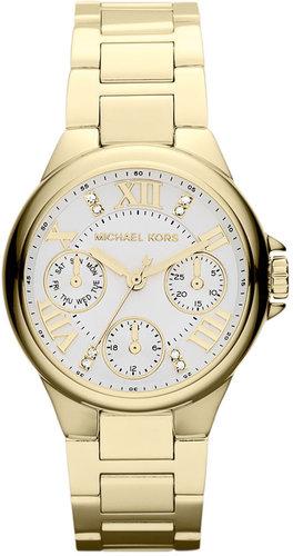 Michael Kors 'Mini Camille' Bracelet Watch