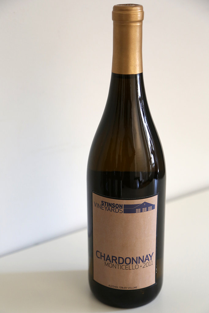 2011 Stinson Vineyards Monticello Chardonnay