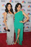 Tia Mowry and Tamara Mowry were both born in Germany, as their father, Timothy John Mowry, was serving in the US Army.