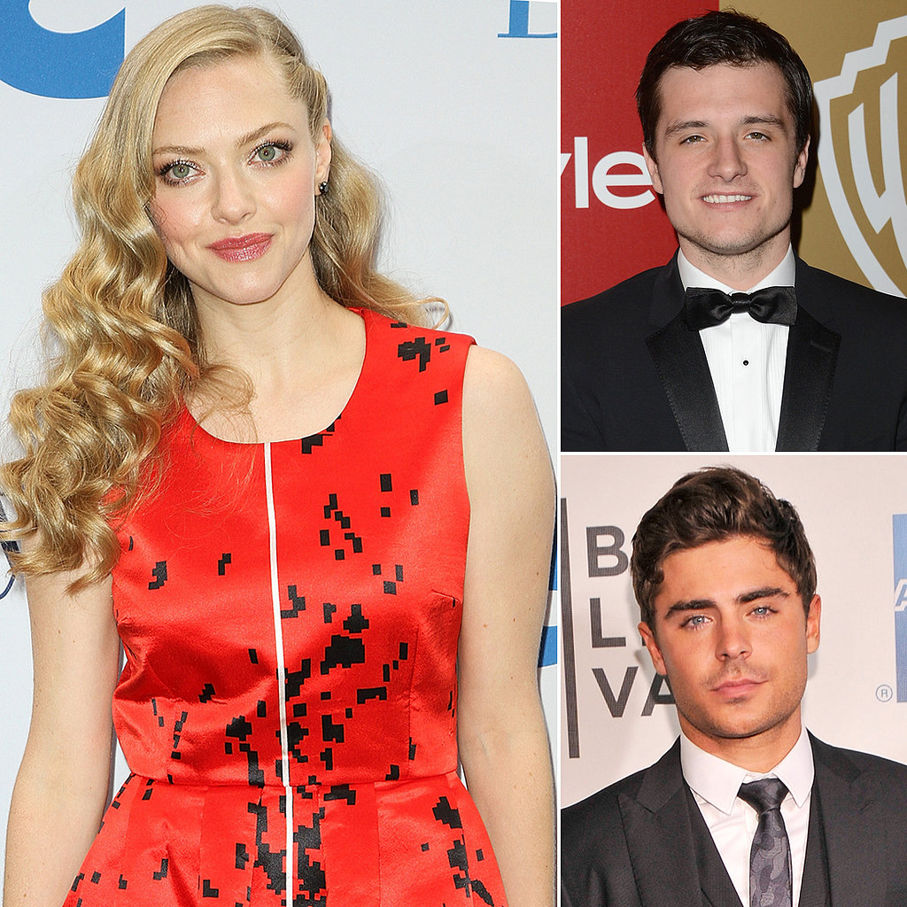 Amanda Seyfried Joins While We're Young and More of This Week's Casting News