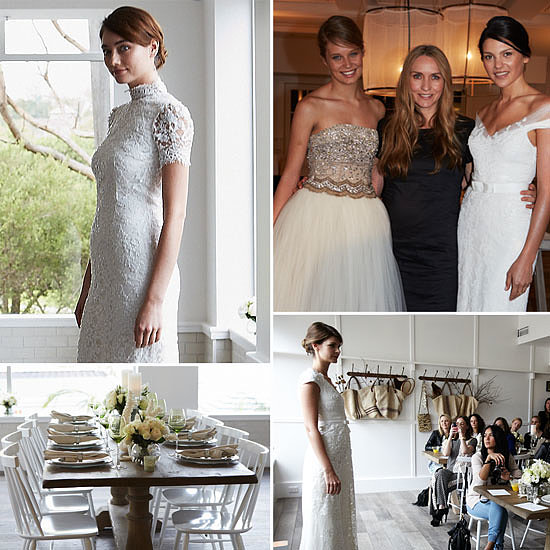 Inside Collette Dinnigan's Exclusive Bridal Showcase