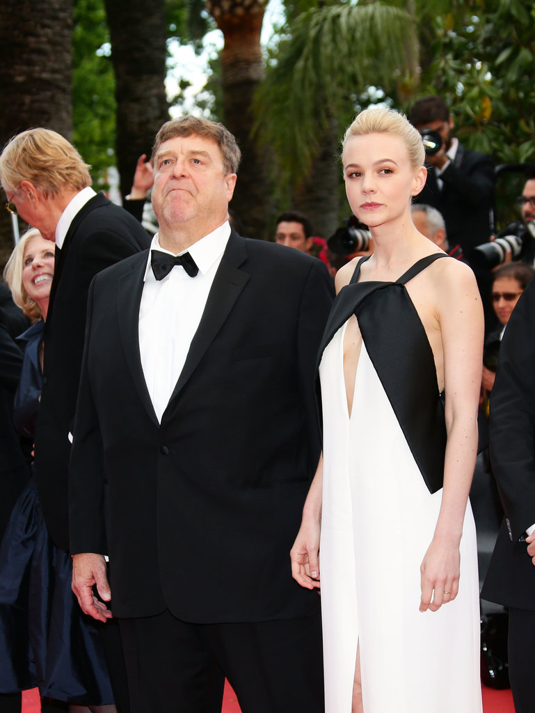 John Goodman and Carey Mulligan attended the Inside Llewyn Davis premiere.