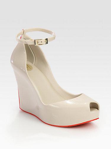 Melissa Melissa Patchuli Wedge Sandals