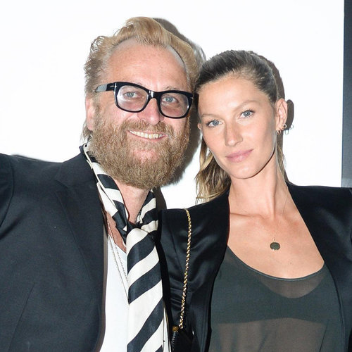 Gisele Bundchen at BLK DNM Party | Photos