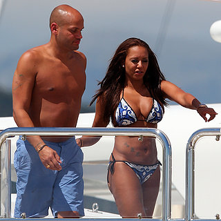 Mel B in a Bikini in Cannes | Photos