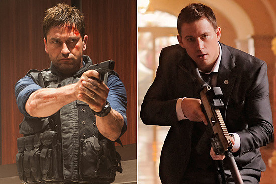 Olympus Has Fallen vs. White House Down