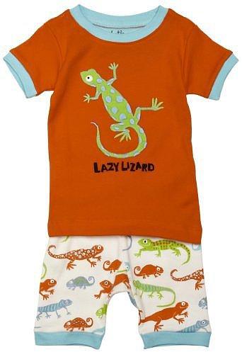 Hatley Boys 2-7 Short Pajama Set