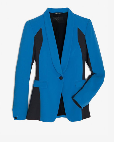 Rag & Bone Rag & Bone Jefferson Colorblock Blazer