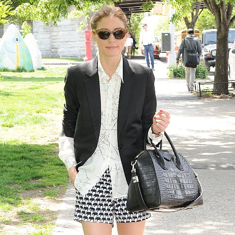Celebrities Wearing Banana Republic Milly