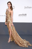 Olivia Palermo at the amfAR gala in Cannes.