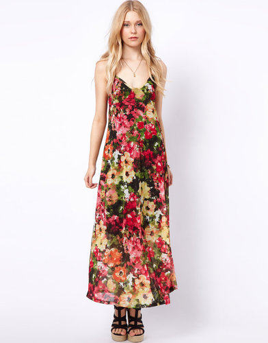 To Love Kuvaa Summer Floral Maxi Dress