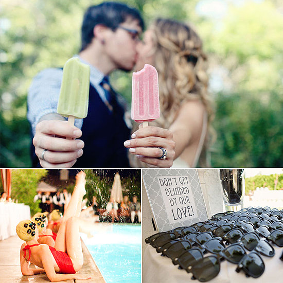 Every Way Under the Sun to Cool Off Your Wedding Guests