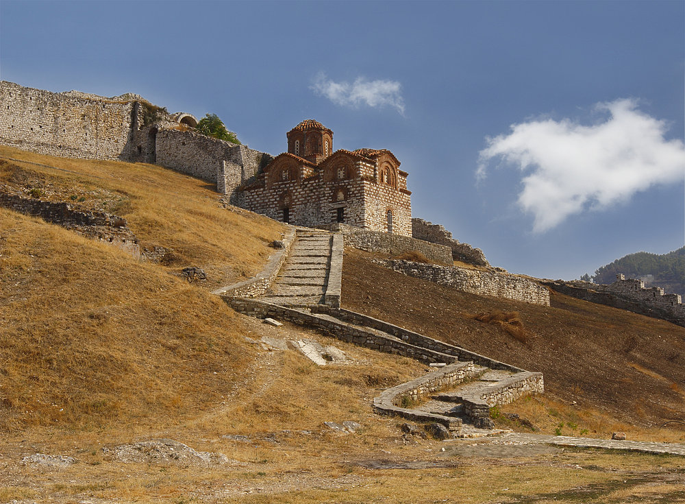 Fortress of Berat, Albania