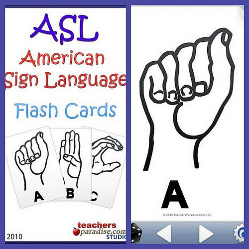 ASL American Sign Language (Free, Ages 5+)