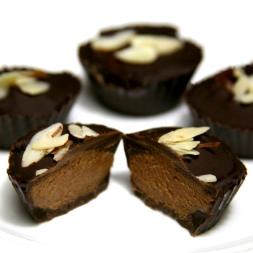 A Healthy Alternative to Reese's Peanut Butter Cups