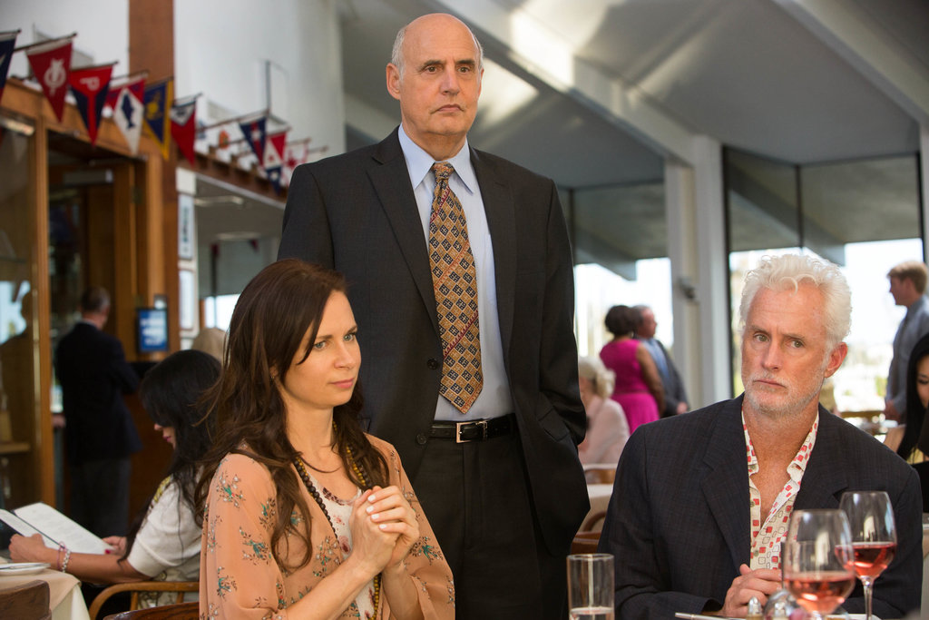Mary Lynn Rajskub and John Slattery on Arrested Development. Photos courtesy of Netflix