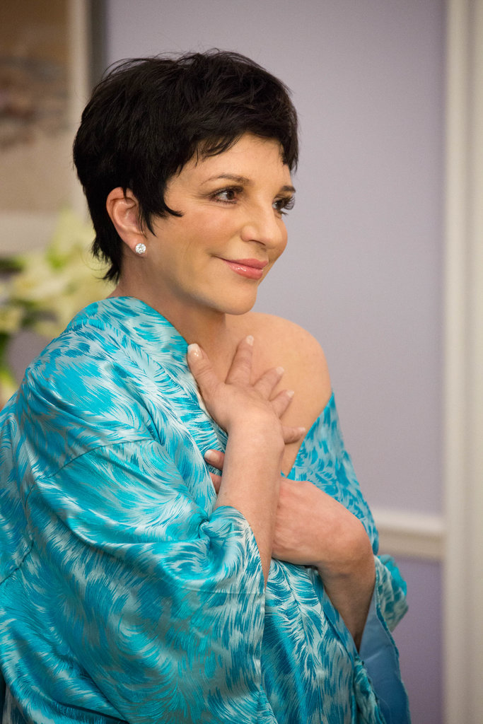 "Liza Minelli as ""Lucille 2"" on Arrested Development. Photos courtesy of Netflix"