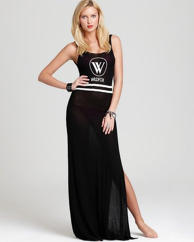 WILDFOX Swimsuit Cover Up - The Yacht Club Maxi Dress