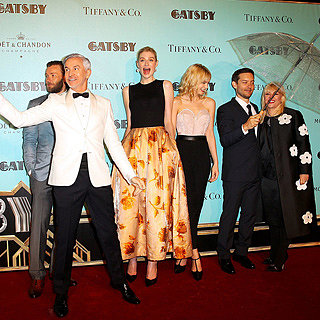 Celebrity Pics: Great Gatsby Sydney, Cannes, Kate Middleton