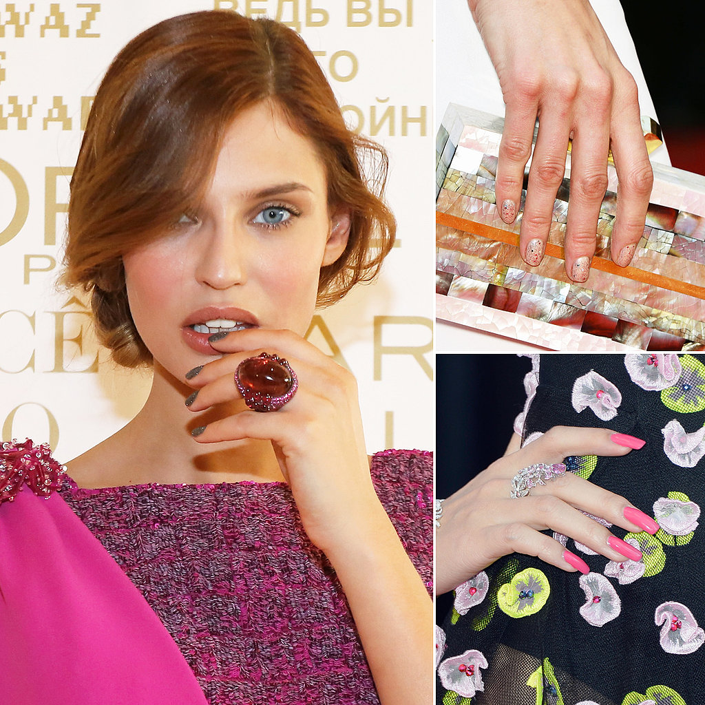 New Looks! Zoom In on the Celebrity Manicures at Cannes