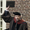 Ben Affleck Gets Honorary Degree From Brown