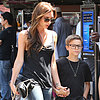 Victoria Beckham Takes Kids Shopping in LA on Memorial Day