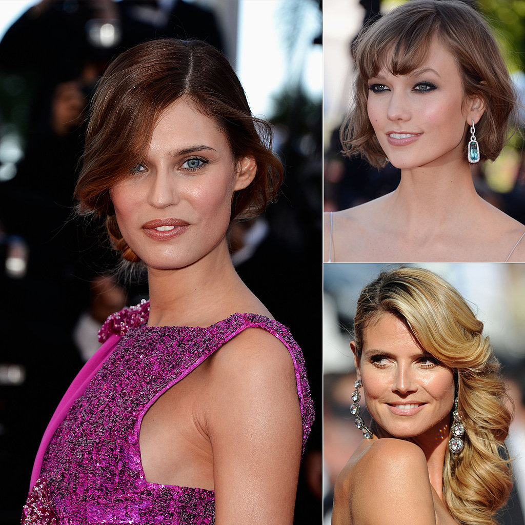 Updated: All the Cannes Film Festival Beauty Looks!
