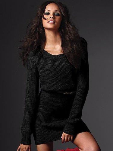Slouchy Sweaterdress