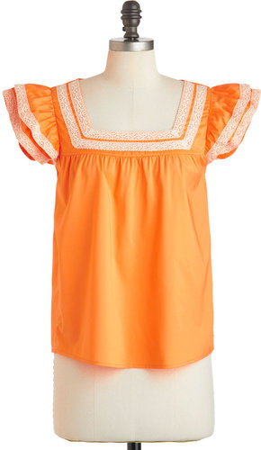 Tulle Clothing Grove Your Own Way Top