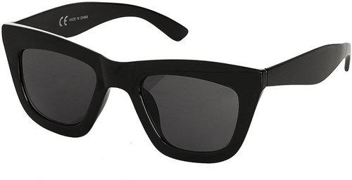 Flatbrow Cateye Sunglasses