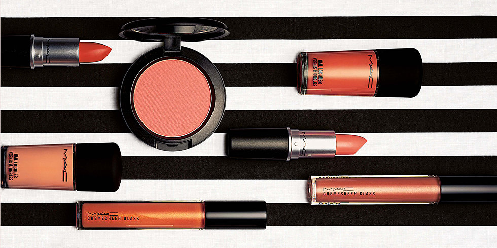 MAC Proves How Wearable Orange Makeup Truly Is