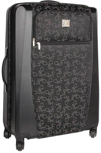 Diane Von Furstenberg - Signature Hybrid - 28 Spinner Suitcase (Black) - Bags and Luggage