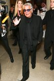 Roberto Cavalli at the 2013 Life Ball in Vienna, Austria.  Source: Benjamin Lozovsky/BFAnyc.com