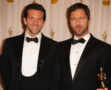 Bradley Cooper and Gerard Butler both presented at the Oscars in 2010, and they also hit the clubs in Miami together in February.