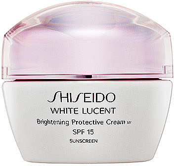 Shiseido White Lucent Brightening Protective Cream SPF 15