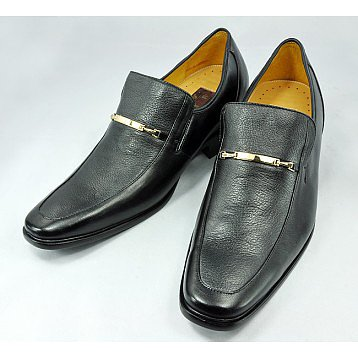 Black men height increase dress shoes get taller 7cm / 2.75inches