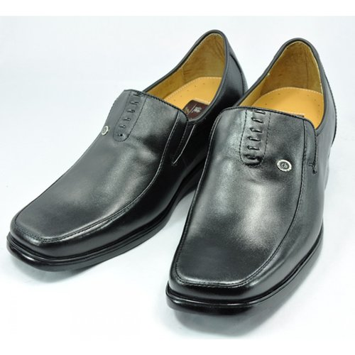 Cheap Black men height dress shoes get tall 6.5cm / 2.56inches on Sale at Topoutshoes.com
