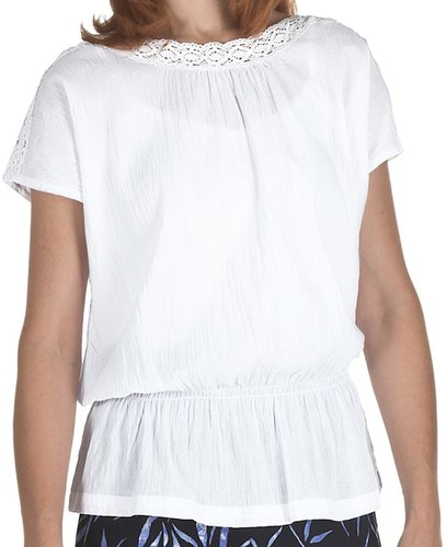 Fresco by Nomadic Traders Breezy Cotton Zara Shirt - Short Sleeve (For Women)