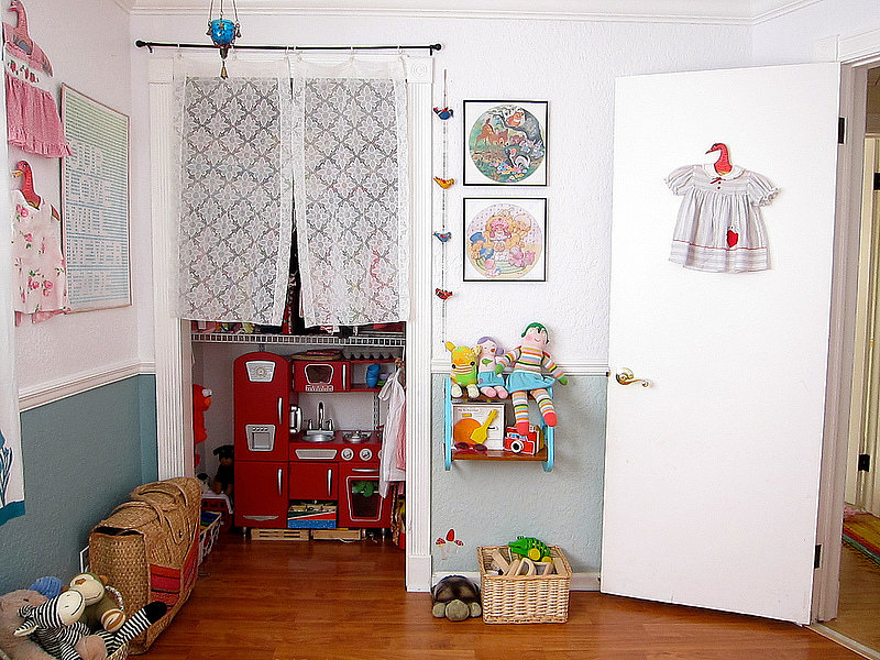Kitchen in a Closet